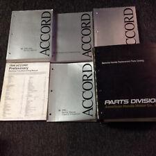 88-99 honda accord repair manuel for sale in hemet, ca offerup.