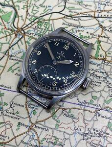 Omega Military WWW Wristwatch Second World War 'Dirty Dozen' Cal. 30T2 Serviced