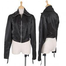 Jean-Paul GAULTIER FEMME Front Pleats Jacket Size 40(K-47924)
