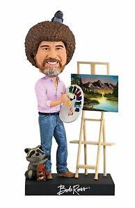 Royal Bobbles Bob Ross figure 11822