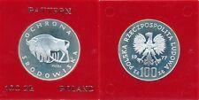 Polonia - Monedas Circulación- Año: 1977 - numero Y00087 - PROOF 100 Zlotych 197