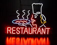 """New Restaurant Hot Food Open Beer Bar Neon Light Sign 24""""x20"""""""