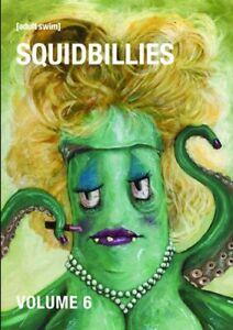 SQUIDBILLIES VOLUME 6 New Sealed DVD Adult Swim