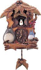 Rhythm watch My Neighbor Totoro Karakuri clock Totoro M806A 4MJ806MA06