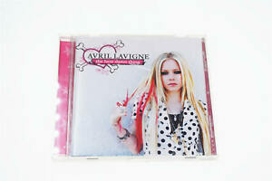 AVRIL LAVIGNE THE BEST DAMN THING BVCP-24110 JAPAN CD A14074