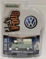 GREENLIGHT 1:64 Club V-Dub Series 8 1974 Volkswagen Type 2 Double Cab Pick-up