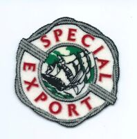 Special Export Beer employee/driver patch 2-1/4 dia #1515