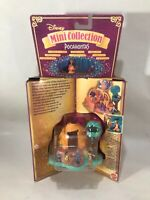 Disney Mini Collection Pocahontas Powhatan home Polly Pocket Mattel BLUEBIRD NEW
