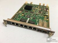3HE02776AB01 ALCATEL LUCENT 7705 SAR-8 A8-ETH V2 8-PORT PARENT -48V IPUIBAM3AA