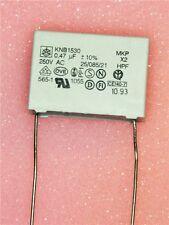 Iskra KNB1530 0.47uF 250Vac X2 ddr supression