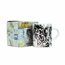 THE JOKER BATMAN MINI MUG ESPRESSO COFFEE OFFICIAL CUP IN BOX *FAST UK DISPATCH*