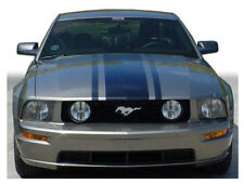2005-2009 Ford Mustang Retro Hood Accent Stripe Blackout Decal 2006 2007 2008