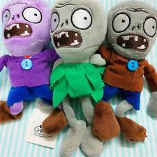 Plants vs Zombies Zombie Plush Toys 3PCS Stuffed Toys
