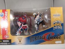 2004 McFARLANE NHL SERIES 9 JASON SMITH , JOSE THEODORE HERITAGE CLASSIC