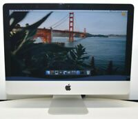 "Apple iMac A1418 21.5"" 2013 Core i3 3.3GHz 4GB RAM 500GB HDD ME699LL/A macOS"