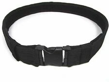 "Police - Fire - Emt -  Nylon Tactical Duty Belt 1 1/2""  Wide Size 3 XL"