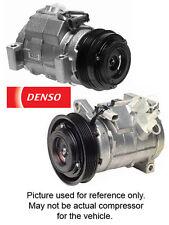 DENSO AC COMPRESSOR,Toyota Camry,02,03,04,05,06,,2.4L