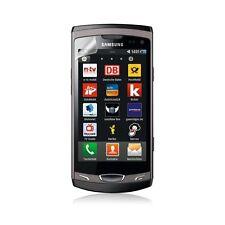 Housse coque étui pour Samsung Wave 2 S8530 avec motifs + film protecteur