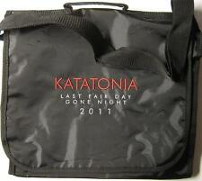"Katatonia Messenger Bag/record bag/sac # 1 ""Last Fair Day Gone Night 2011"