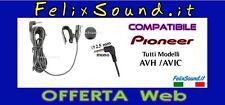 Microfono  Compatibile !!  Pioneer  tutti i Modelli con  connettore 2,5 mm MONO