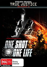 True Justice - One Shot One Life (Season 2) - Action / Thriller - NEW DVD