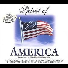 Spirit of America 2001 by 101 Strings Orchestra