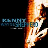KENNY WAYNE SHEPHERD LEDBETTER HEIGHTS CD 1995 Collectible Like New 9 24621-2