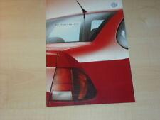 19950) VW Polo Classic Prospekt 1999
