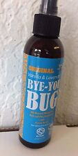 Bug Spray All Natural VANILLA LAVENDER Mosquito & Tick Deterrent & Cover Bye-You