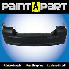 2010 2011 2012 Dodge Caliber (W/O Exhaust Hole) Rear Bumper (CH1100867) Painted