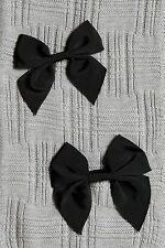 Kate Spade New York Scarf Wool Knit Muffler Grosgrain Bows NEW