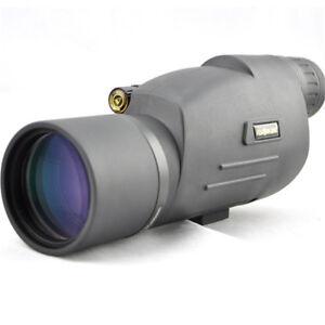 Visionking 15-45x60 ED Glass Straight Waterproof Spotting Scope bird watching