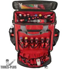 Jobsite Tech Bag Tool Pouch Nylon Pocket Strap Storage Milwaukee 48-22-8210 New