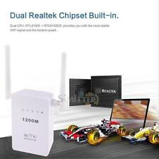 300Mbps Mini Wireless WiFi Booster Repeater Extender Range AP Router Adapter