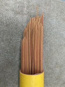 Large Pack Of SIF Sefserrate Flux Impregnated Brazing Rods