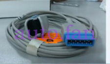 New anesthesia monitor integrated blood oxygen probe
