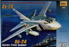 Zvezda 1/72 Sukhoi Su-24 # 7265