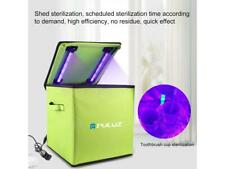 12 in UV Light Germicidal Sterilizer Disinfection Tent Box Case Clean US SELLER