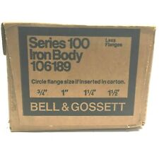 New In Sealed Box 106189 Bell Amp Gossett Series 100 Nfi Booster