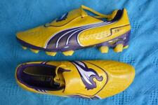 Puma V1.11 iFG Mens Firm Ground Soccer Cleats/Football Boots Size 9-UK AFL-NRL