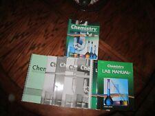 Abeka 11th Grade Chemistry Precision & Design
