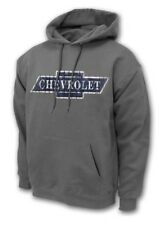 Chevrolet Logo Hooded Sweatshirt X-Large