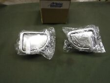1955,56,57 Chevrolet, Pontiac 2 Door Hardtop Rear Seat Ash Trays New