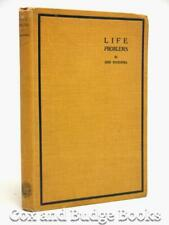 SHRI YOGENDRA Life Problems 3rd ed HB Hatha Yoga PHILOSOPHY pub. Bombay