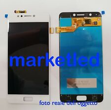 "TOUCH SCREEN VETRO + LCD DISPLAY Per ASUS ZENFONE 4 MAX ZC520KL X00HD 5.2""BIANCO"