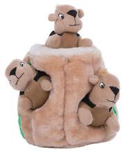 "OUTWARD HOUND - Hide A Squirrel Dog Toy Jumbo - 8"" High"