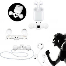 SwitchEasy AirBuddy AirPods Cover + Earphone Anti Lost Strap + Organizer Holder