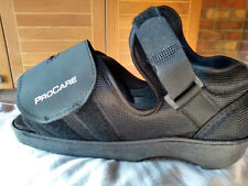 ProCare Medical-Surgical Post-Op  Shoe Black SMALL SIZE Hardly Used