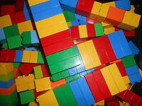 Lego Duplo Bausteine - 40 BAUSTEINE - 4er und 8er NOPPEN sowie SONDERBAUSTEINE*