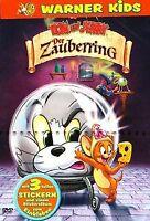 Tom und Jerry - Der Zauberring von Walker, James T. | DVD | Zustand gut